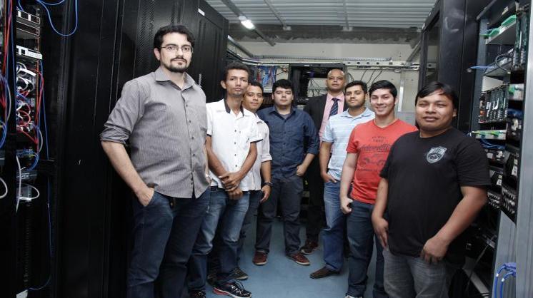 Conheça o Trabalho da Coordenadoria de Data Center da UFPA