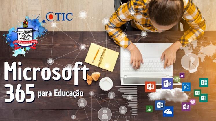CTIC orienta a comunidade sobre plataforma Microsoft 365