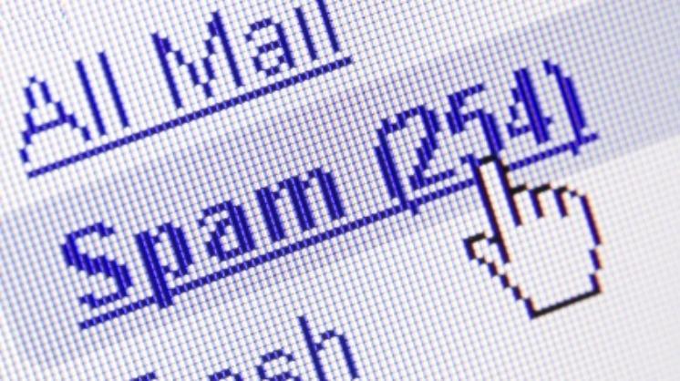Serviço de anti-spam